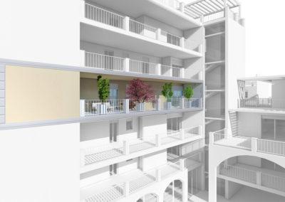 Casa Aurora in evidenza sul progetto