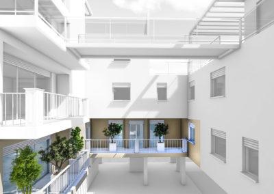 Casa Cerere in evidenza sul progetto