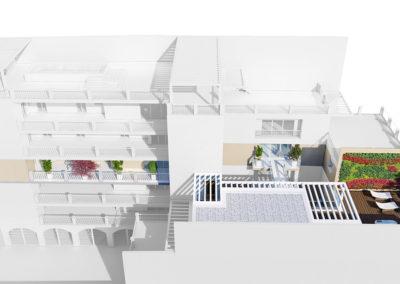 Casa Diana in evidenza sul progetto