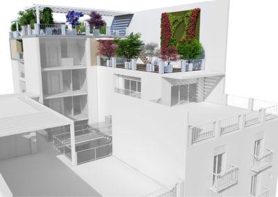 Casa Giunone in evidenza sul progetto