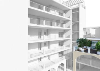 Casa Luna in evidenza sul progetto