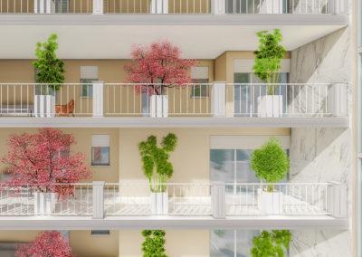 Casa Venere: Il balcone