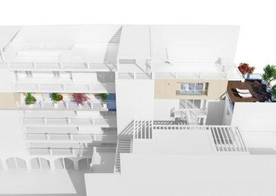 Casa Vesta in evidenza sul progetto